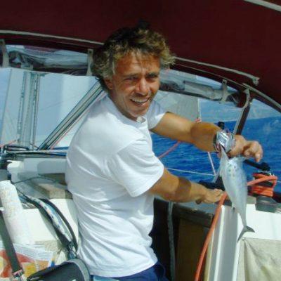 Raoul Franco - vita da skipper