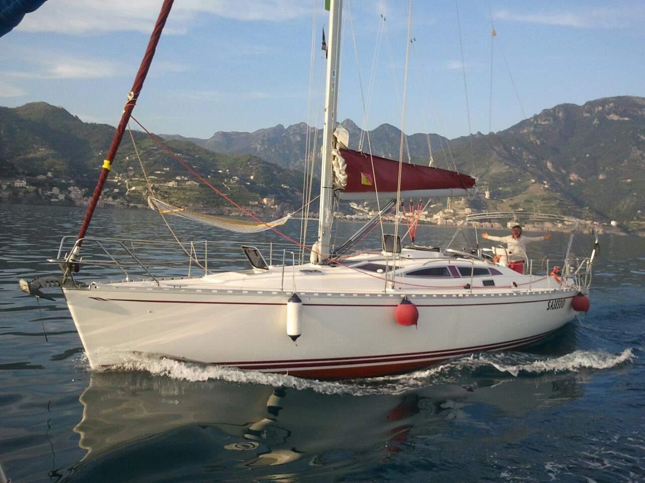 Interni - Barca Vela Charter